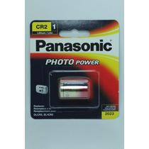 Bateria Cr2 Photo Power Cr-2 Panasonic + Frete Gratis