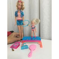 Barbie Quero Ser Professora De Ginástica Olímpica