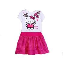 Vestido Hello Kitty 2 Años Nuevo