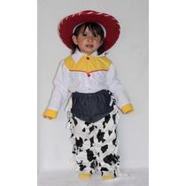 Disfraz De Jessy (jessie) Y Woody Toy Story Disfraces