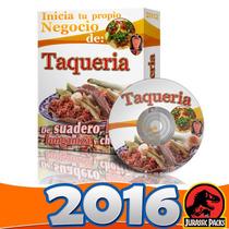 Aprende Taqueria, Prepara Tacos Suadero Longaniza Negocio