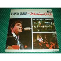 Vndac Disco Lp Acetato Johnny Rivers En El Whisky A Go Go