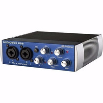 Kit Gravaçao Estudio Audiobox Samsom C01 Fone Gemoni Djx 05