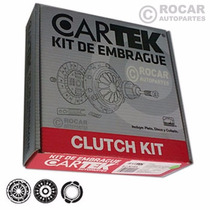 Kit Clutch Renault Sandero Steepway 1.6 2009 - 2015 Ctk