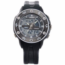 Relogio Pulso Ohsen Sport Black Watch Digital E Anal. Ohs039