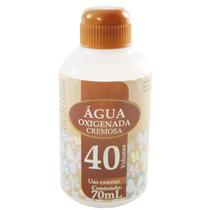 Água Oxigenada Cremosa 20,30 E 40 Volumes 70ml