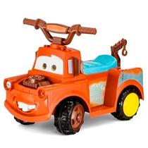 Moto Infantil Electrica 6 Volt Disney, Cars Mate