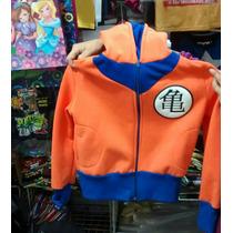 Sudadera Goku Con Gorra