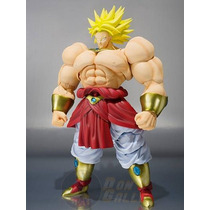 Dragon Ball Broly Sh Figuarts Bandai Ya Disponible No Goku