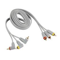 Cable Tipo Rca Para Audio Y Video .91cm Xscorpion Av3