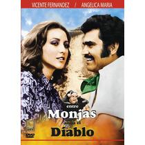 Dvd Entre Monjas Anda El Diablo Vicente Fernandez Tampico
