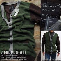 Sweater Aeropostale Cardigan Pull Over - Dia Del Padre