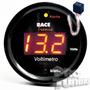 Voltímetro + Relê Desliga O Amplificador Bateria- Racetronix