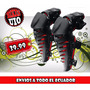 Rodilleras Moxal Articuladas Termicas Downhill Moto Cross