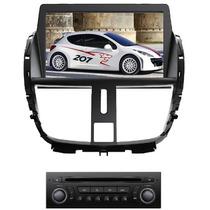 Estereo Dvd Multimedia Peugeot 207 Gps Tv Cam Usb 12 Cuotas