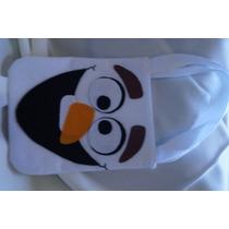 Sacolinha Surpresa Olaf - Festa Infantil - Feltro