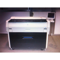 Impressora Plotter Multifuncional Laser Kip 7100