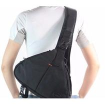 Bolsa Bag Fotográfica Triangular Easy Ec 8205 P/ Dslr