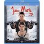 Blu-ray - João E Maria - Caçadores De Bruxas 3d (lacrado)
