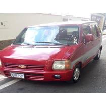 Chevrolet Wagon R + - Automatico
