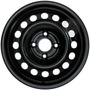 Llanta Acero Chevrolet Rodado 14 Celta Agile Corsa Combo