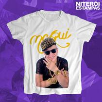 Camisa Babylook Mc Gui (poliéster)