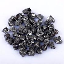 Sunshine - 5,02cts Diamantes Negros Brutos Para Joias !!!