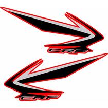Set De Graficos Para Honda Crf 150 / 230 / 250 / 450 Oem