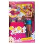 Barbie Quiero Ser Bañadora De Perros.