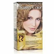 Tintura Beauty Color Kit Diversas Cores 14 Unid.
