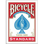 Cartas De Magia / Poker Bicycle Modelo Clasico Standard Roja