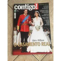 Revista Contigo Roberto Carlos Gabriela Duarte Cauã Reymond