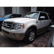 Expedition King Ranch Impecable 2012
