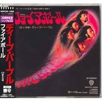 Cd Single Deep Purple - Fireball - Japanese 7 Single
