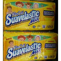 Pañales Kleenbebe Suavelastic Ch E2 4 Bolsas - 304 Pañales