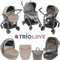 Trio Love Da Chico Novo E Completo