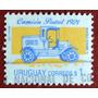 Osl Sello 1429 Uruguay Camión Postal