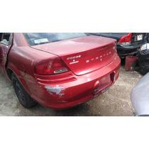 Chrysler Stratus 2002 Partes Refacciones