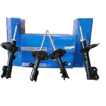 Amortiguadores Nissan Tiida ( 06-2014) Kit 4 Piezas