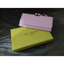 Cartera Ted Baker Nueva Original