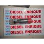 6 Toberas Mercedes 1114 -codigo 1264 Diesel-enrique