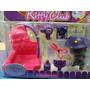 Kitty Club Mascota Con Accesorios Tuni M340010