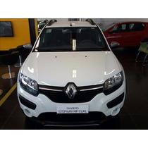 Renault Stepway Plan Nacional 100% Entrega Pactada Jn