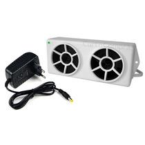 Repelente Eletronico Ultrasonico Para Pombos Com 1 Emissor