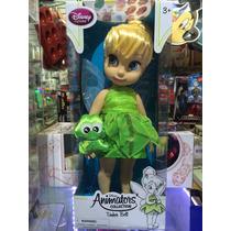 Campanita Muñeca Animators Princesa Disney Store 40cm