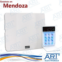 Kit Alarma A2k4-ng+batería Gel+sirena+pasivo+magnético