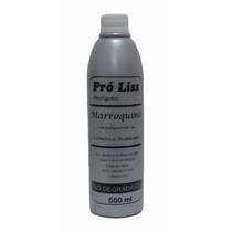 Escova Progressiva Pró Liss Marroquina - 500ml