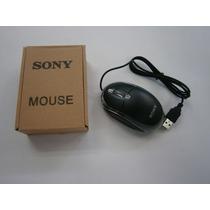 Mouse Optico Sony Optico Cable Usb.