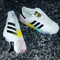 Adidas Superstar Pintadas, Unisex Al Mayor Y Detal