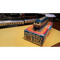 Mda3026: Marklin 3074 Locomotora Diesel Alemana. Tren H0